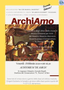 Ma che musica, maestro! ArchiAmo-2